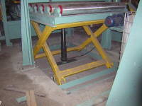 Models of lifting tables